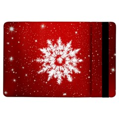 Background Christmas Star Ipad Air Flip