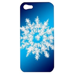 Background Christmas Star Apple Iphone 5 Hardshell Case