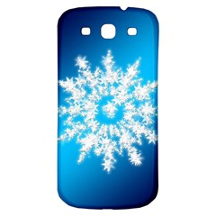 Background Christmas Star Samsung Galaxy S3 S Iii Classic Hardshell Back Case