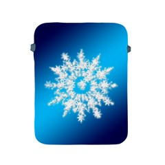 Background Christmas Star Apple Ipad 2/3/4 Protective Soft Cases