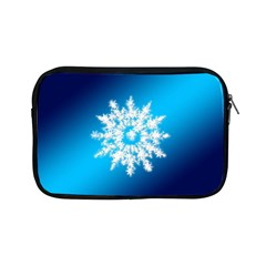 Background Christmas Star Apple Ipad Mini Zipper Cases