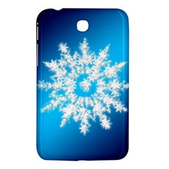 Background Christmas Star Samsung Galaxy Tab 3 (7 ) P3200 Hardshell Case