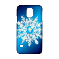Background Christmas Star Samsung Galaxy S5 Hardshell Case
