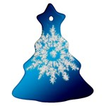 Background Christmas Star Ornament (Christmas Tree)  Front