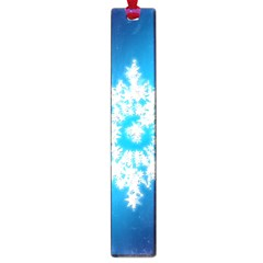 Background Christmas Star Large Book Marks