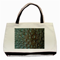 Drop Of Water Condensation Fractal Basic Tote Bag