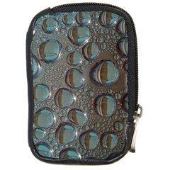 Drop Of Water Condensation Fractal Compact Camera Cases