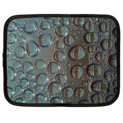 Drop Of Water Condensation Fractal Netbook Case (xxl)