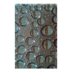 Drop Of Water Condensation Fractal Shower Curtain 48  X 72  (small)