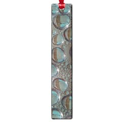 Drop Of Water Condensation Fractal Large Book Marks