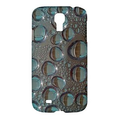 Drop Of Water Condensation Fractal Samsung Galaxy S4 I9500/i9505 Hardshell Case
