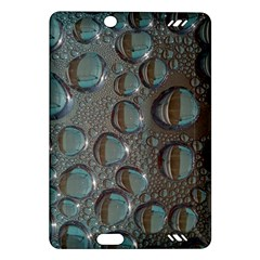 Drop Of Water Condensation Fractal Amazon Kindle Fire Hd (2013) Hardshell Case