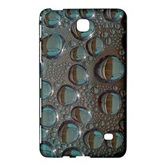 Drop Of Water Condensation Fractal Samsung Galaxy Tab 4 (7 ) Hardshell Case