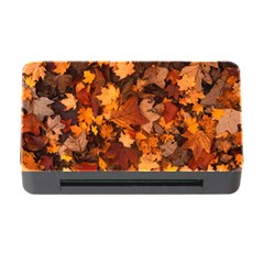 Fall Foliage Autumn Leaves October Memory Card Reader With Cf