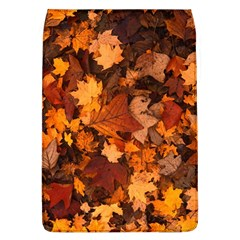 Fall Foliage Autumn Leaves October Flap Covers (l)