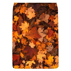 Fall Foliage Autumn Leaves October Flap Covers (s)