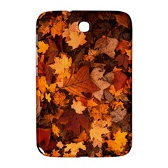 Fall Foliage Autumn Leaves October Samsung Galaxy Note 8 0 N5100 Hardshell Case