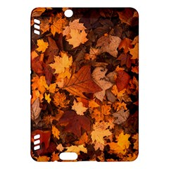 Fall Foliage Autumn Leaves October Kindle Fire Hdx Hardshell Case