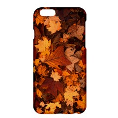 Fall Foliage Autumn Leaves October Apple Iphone 6 Plus/6s Plus Hardshell Case