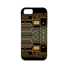 Board Digitization Circuits Apple Iphone 5 Classic Hardshell Case (pc+silicone)