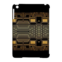 Board Digitization Circuits Apple Ipad Mini Hardshell Case (compatible With Smart Cover)