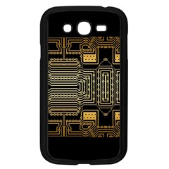 Board Digitization Circuits Samsung Galaxy Grand Duos I9082 Case (black)