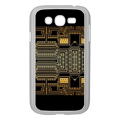 Board Digitization Circuits Samsung Galaxy Grand Duos I9082 Case (white)