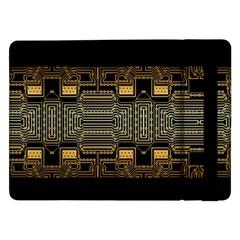 Board Digitization Circuits Samsung Galaxy Tab Pro 12 2  Flip Case