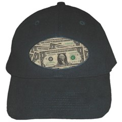 Dollar Currency Money Us Dollar Black Cap