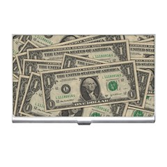 Dollar Currency Money Us Dollar Business Card Holders