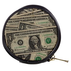 Dollar Currency Money Us Dollar Mini Makeup Bags