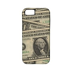 Dollar Currency Money Us Dollar Apple Iphone 5 Classic Hardshell Case (pc+silicone)