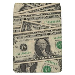 Dollar Currency Money Us Dollar Flap Covers (l)