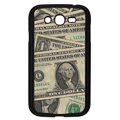 Dollar Currency Money Us Dollar Samsung Galaxy Grand Duos I9082 Case (black)