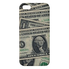 Dollar Currency Money Us Dollar Iphone 5s/ Se Premium Hardshell Case