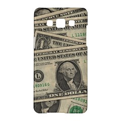 Dollar Currency Money Us Dollar Samsung Galaxy A5 Hardshell Case