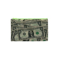 Dollar Currency Money Us Dollar Cosmetic Bag (xs)
