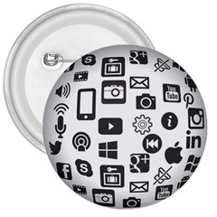 Icon Ball Logo Google Networking 3  Buttons