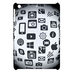 Icon Ball Logo Google Networking Apple Ipad Mini Hardshell Case