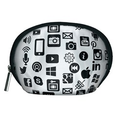 Icon Ball Logo Google Networking Accessory Pouches (medium)