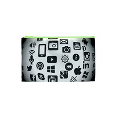 Icon Ball Logo Google Networking Cosmetic Bag (xs)