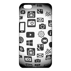 Icon Ball Logo Google Networking Iphone 6 Plus/6s Plus Tpu Case
