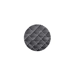 Grid Wire Mesh Stainless Rods 1  Mini Buttons