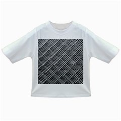 Grid Wire Mesh Stainless Rods Infant/toddler T Shirts