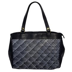 Grid Wire Mesh Stainless Rods Office Handbags