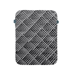 Grid Wire Mesh Stainless Rods Apple Ipad 2/3/4 Protective Soft Cases