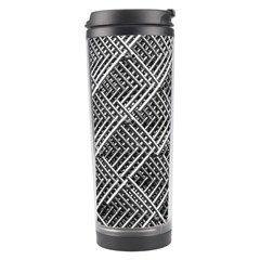 Grid Wire Mesh Stainless Rods Travel Tumbler