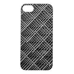 Grid Wire Mesh Stainless Rods Apple Iphone 5s/ Se Hardshell Case
