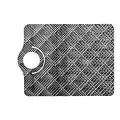 Grid Wire Mesh Stainless Rods Kindle Fire Hd (2013) Flip 360 Case