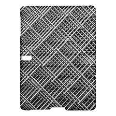 Grid Wire Mesh Stainless Rods Samsung Galaxy Tab S (10 5 ) Hardshell Case
